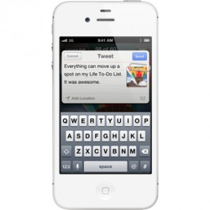 Apple iPhone 4S 64GB NeverLock (White)