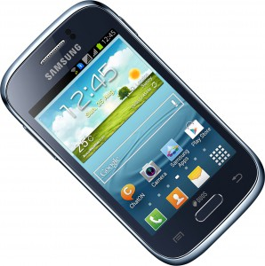Samsung GT-S6312 Galaxy Young Deep Blue