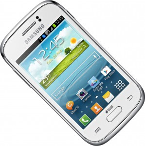 Samsung GT-S6312 Galaxy Young White